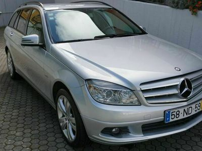 usado Mercedes C200 CDi Elegance BlueEfficiency