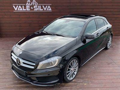 usado Mercedes A180 1.5 diesel 115 cv Full AMG