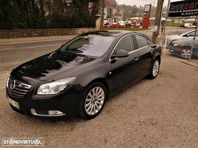 usado Opel Insignia 2.0 CDTI COSMO 160 cv