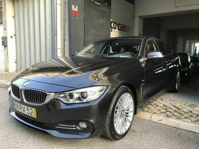 usado BMW 418 Gran Coupé d Line Luxury Auto