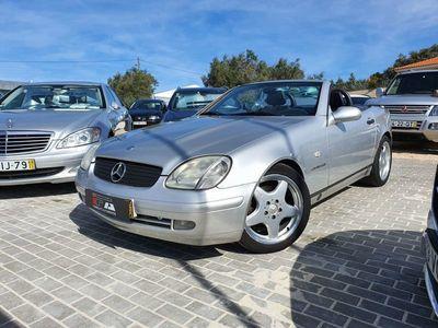 usado Mercedes SLK200 Kompressor - Nacional