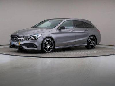 usado Mercedes CLA220 CLA-Klassed AMG Line Aut.