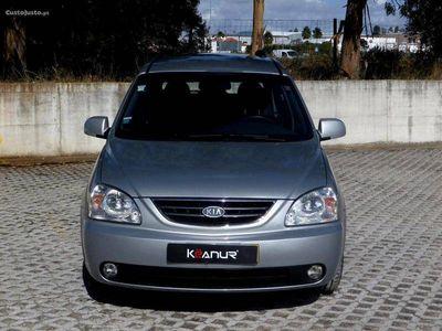 brugt Kia Carens 2.0 CRDI