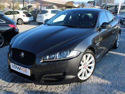 usado Jaguar XF 2.2 D R-Sport Auto