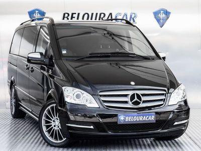 usado Mercedes Viano 3.0 CDi V6