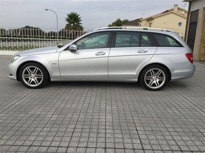 usado Mercedes C220 Classe CCDi Avantgarde BE Aut. (170cv) (5p)