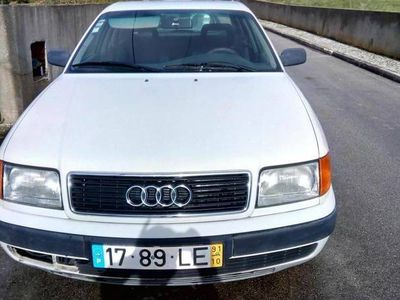 second-hand Audi 100 5lugares