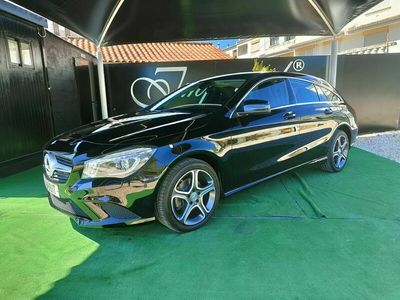 usado Mercedes CLA180 Shotingbreak