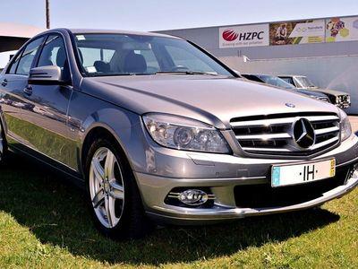 usado Mercedes C250 CDI Avantgarde Aut.