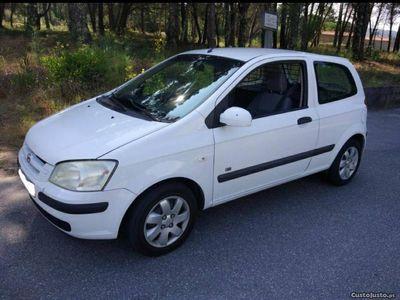 brugt Hyundai Getz 1.5 CRDI 88 Cv
