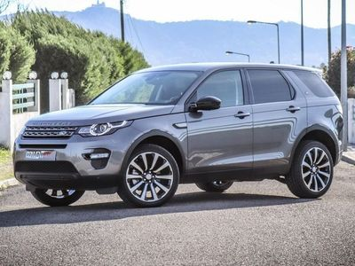 usado Land Rover Discovery 2.0 eD4 HSE Luxury