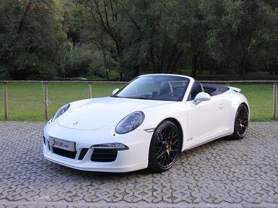 usado Porsche 911 Carrera 4 Cabriolet 991 GTS