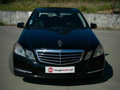 usado Mercedes E200 CDI Classic 9G-Tronic BlueEfficiency 9G-tronic
