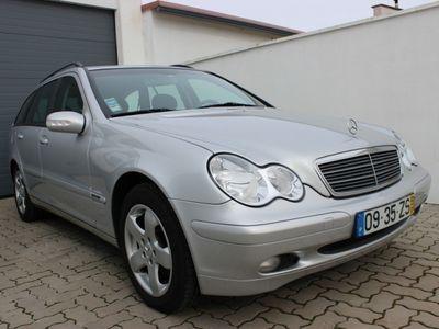 usado Mercedes C220 CDI AVANT