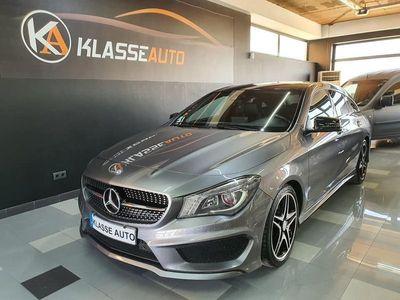 usado Mercedes CLA200 AMG Line Aut.