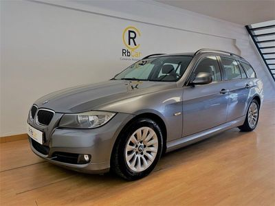 usado BMW 320 D Touring Lifestyle LCI (E91)