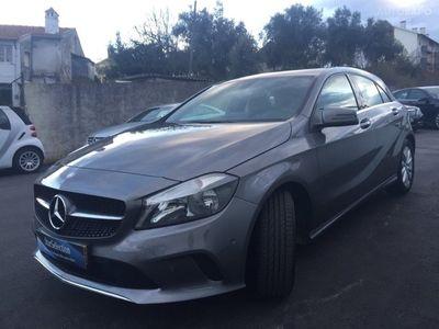 usado Mercedes A180 Classe Ad Style Cx. Auto