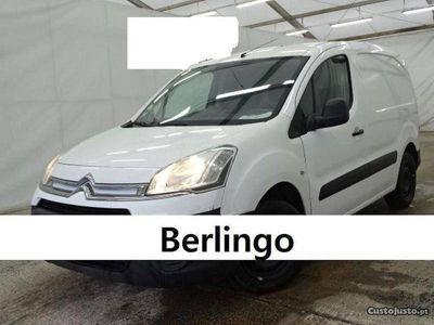 brugt Citroën Berlingo HDI 90cv