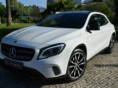 usado Mercedes GLA220 CDI AMG Line 170CV
