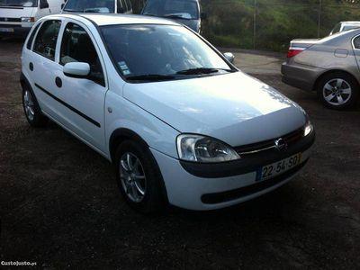 usado Opel Corsa 1.7 DTI Confort -