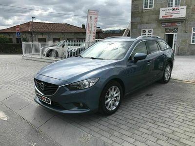 usado Mazda 6 M6 SW 2.2 SKY-D Excellence CP Navi AT