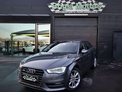 usado Audi A3 Sportback 1.6 TDi S-line full extras