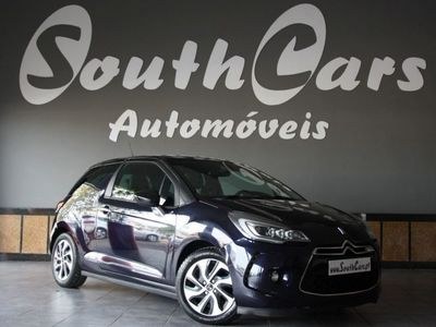 usado DS Automobiles DS3 1.6 BlueHDi Sport Chic