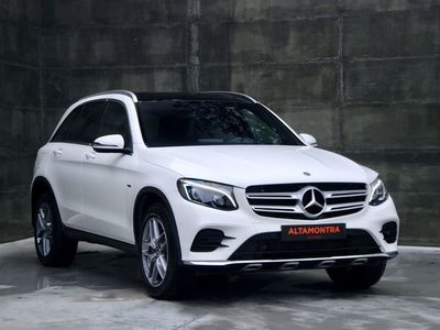 usado Mercedes GLC350 E AMG 4Matic Hybrid Plug In