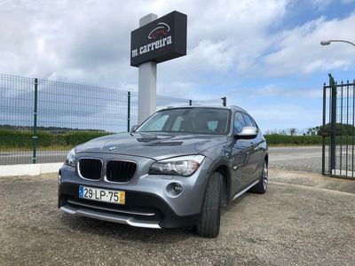 usado BMW X1 X-Line 20d GPS