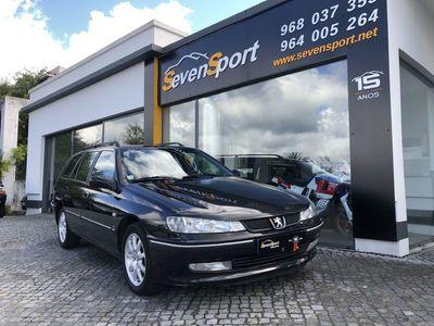 usado Peugeot 406 SW 2.2 HDI