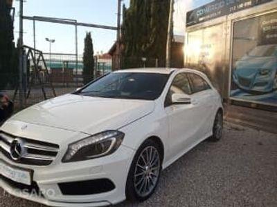 usado Mercedes A200 Classed AMG Line Aut. (136cv) (5p)