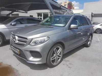 usado Mercedes GLE350 - Usadod 4-Matic