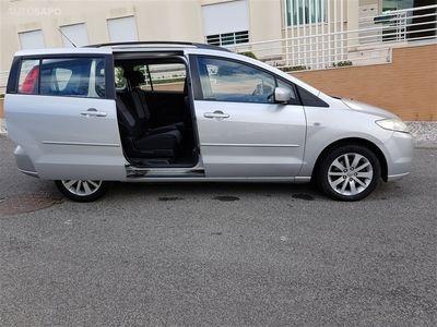 brugt Mazda 5 MZR-CD 7 LUG/GARANTIA