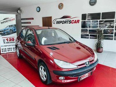 usado Peugeot 206 1.1XT