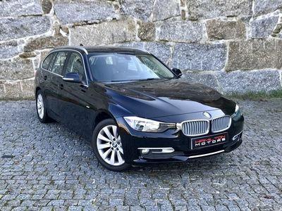 gebraucht BMW 318 Série 3 d Touring Line Modern (143cv) (5p)