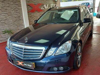 usado Mercedes E220 CDi Elegance BlueEfficiency