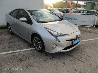 usado Toyota Prius 1.8 Luxury Pele