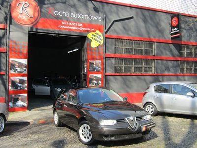 brugt Alfa Romeo 156 Sportwagon 1.9 JTD AC Irrepreensível
