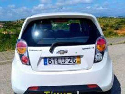 usado Chevrolet Spark Gasolina