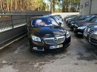 usado Opel Insignia 2.0 CDTi Cosmo Act.144g