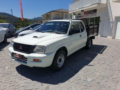 gebraucht Mitsubishi L200 2.5D 3 Lugares Caixa Aberta