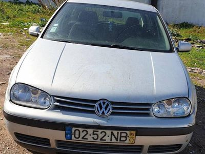 used VW Golf 1.4 16v