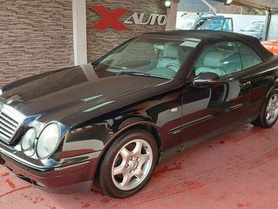 usado Mercedes CLK200 Kompressor
