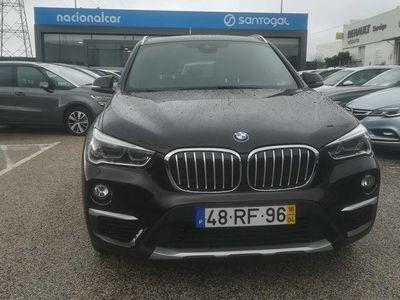 usado BMW X1 - Usado16 d sDrive Line xLine