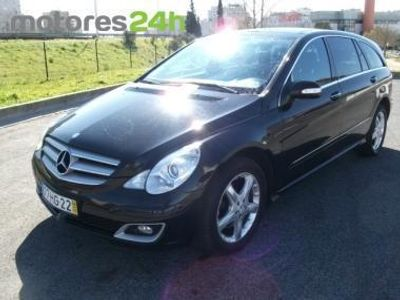 usado Mercedes R320 320 CDI LONGO