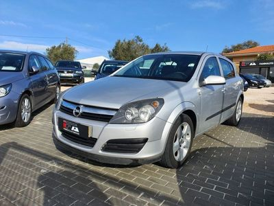 usado Opel Astra Nacional