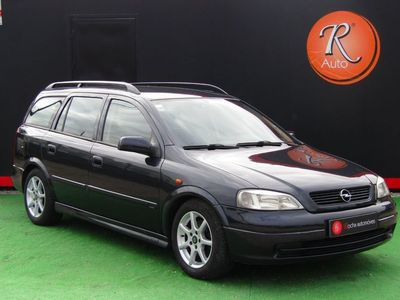 usado Opel Astra Caravan 2.0 Di