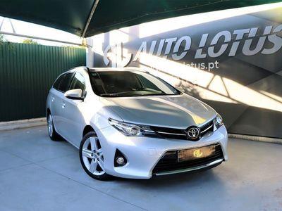 usado Toyota Auris Touring Sports 1.4