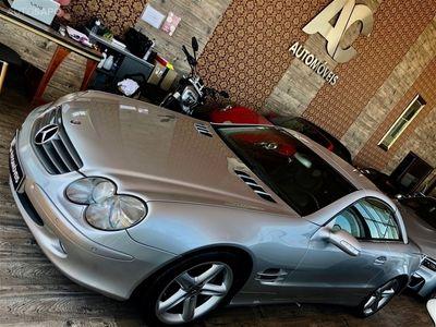 usado Mercedes SL500 full extras - 2001 - 147.118 Kms