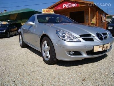 usado Mercedes SLK200 Classe SLK(163cv) (2 lug) (2p) - OFERTA SEGURO ESTE MES